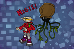 Numbuh Vine, what are you up to? by man5ray