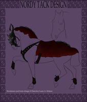 Shadow Beast Dragon Tack - For Sale by RW-Nordanners