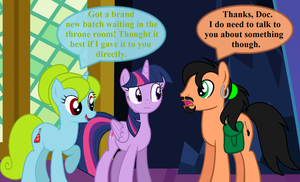 She's My Brother (Part 19) by TheRockinStallion