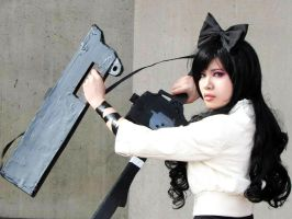 Blake Belladonna - Ready for Checkmate by CrystalMoonlight1
