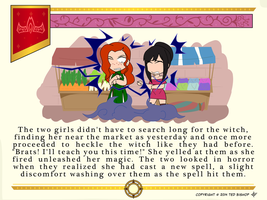 Another Princess Story - Different Curse Verse by Dragon-FangX