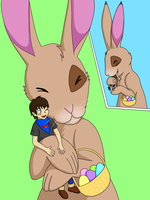 [vore] Happy Easter by lycovore
