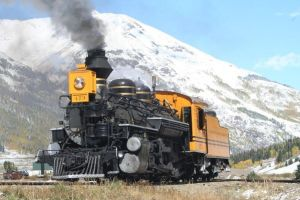 Favorite Locomotive The 473 by gunslinger87