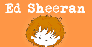 Gif ed sheeran by marcehuizar
