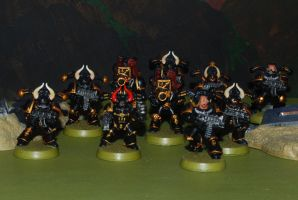 Iron Warriors Vet Squad by 12jack12