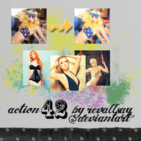 Action 42 by revallsay