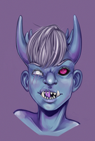 Ditri Bust by CrypticInk