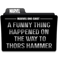 Marvel One-Shot - Thor's Harmmer by Rdamanthys