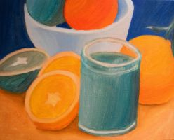 Complementary Still Life by Arius-Xanatos