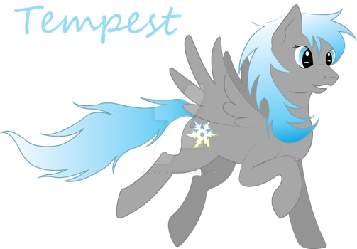 Tempest Vector (UPDATED) by NinjaShorty