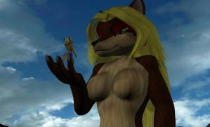 Trusting a giantess (part one) by nintendo1889m