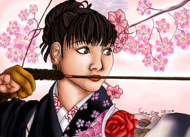 Kyudo(second version) by Conzy94