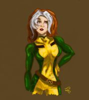 Rogue by vwelyn