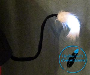 LED Rin Okumura Tail by Highwinds2C