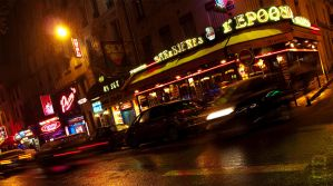 Pigalle crazy night world by agaillard