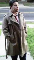 Dick Gumshoe Cosplay by SacredShinigami