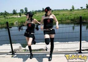 Pok'emon : Part of the Job by Cosplay-Soup