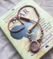 Bear Totem Necklace by lupagreenwolf