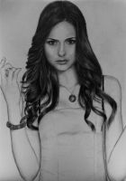 Nina Dobrev by Yeah-Drawing-Yeah
