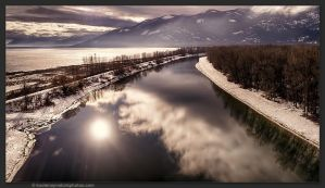 East Channel by kootenayphotos