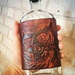 Demon Liquor flask by RyanRothBartel