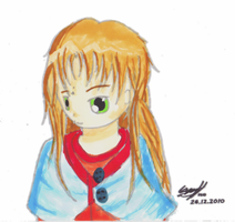 Anime Marker Practise by Lewis-H