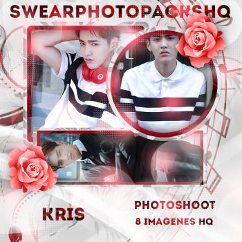 Photopack 20: Kris/Wu Yi Fan by SwearPhotopacksHQ