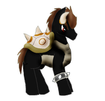Bowser Koopa Troopa Species Custom 1 by Yoshi123pegasister