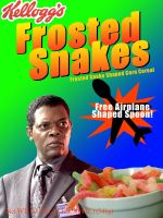 Cereal Project Frosted Snakes by FouMei