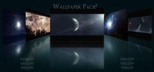 Wallpaper Pack 2 by R3V4N