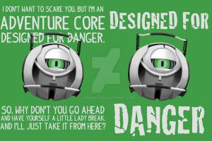 Adventure Core - Danger by jofamo