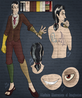 Humanized Discord Reference by I3-byUsagi