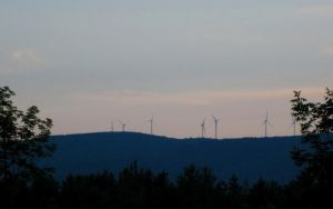 Wind Farm by kpt