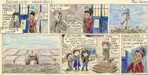 Doctor Who-housecalls by Puppy-eater