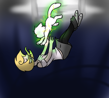 Falling into the Void by ImagineitSplotched