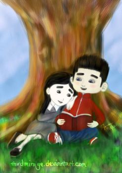 Paranorman: Book Reading by thirdmirage