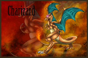 Charizard by Dark-Spine-Dragon