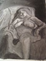 4 hour life drawing by Glamator