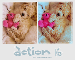 Action 16 by Arriiety