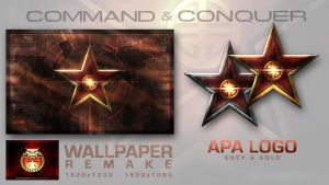 APA Wallpaper and logo by Dexistor371