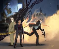 Person Of Interest by ColaNike