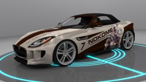 NouCome Jaguar F-Type by skytire