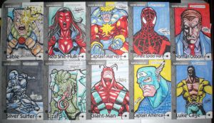 Marvel Retro Cards 05 by WOLVERINE76