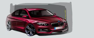 BMW 3 series by JB-95