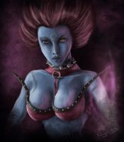 Evelynn the Widowmaker by Nyra119