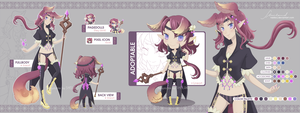 [CLOSED] Adoptable_01-Mage by Nestery
