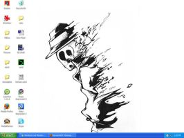 Rorshach Desktop by The-Surreality