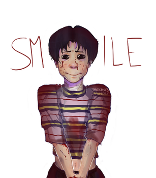 Smile like you mean it by Jackid13