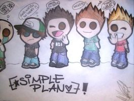 Simple Plan:myway by omgmallory