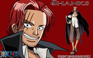 One Piece Shanks 0007 by kenseigoku